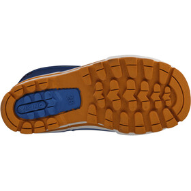 Viking Footwear Jolly Botas Niños, azul/naranja